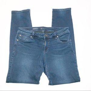 Kut from the Kloth Dark Wash Skinny Jeans 10